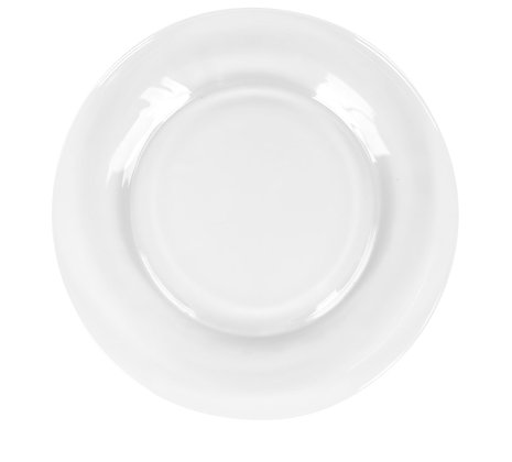 Dinner Plate - Clear