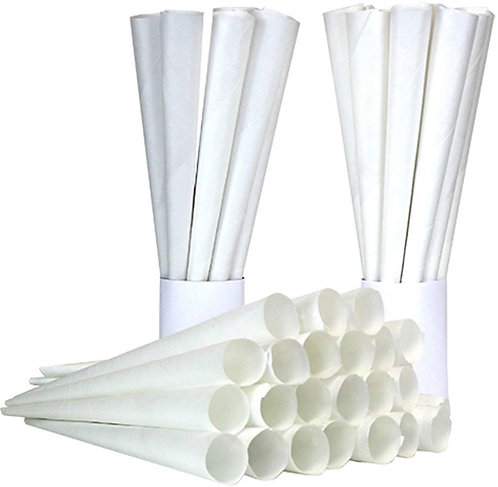Cotton Candy Cones