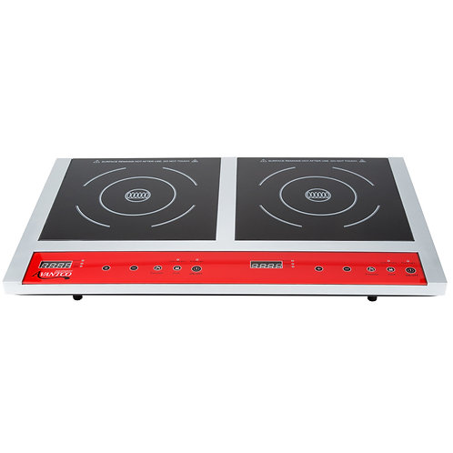 Double Countertop Induction Range / Cooker - 120V, 1800W
