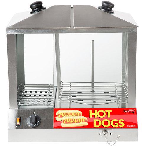 48 Bun Hot Dog Steamer