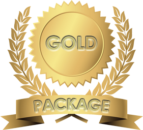 80 Person Gold Package
