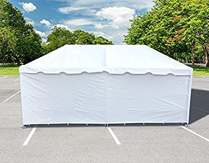 Tent Solid Sidewall