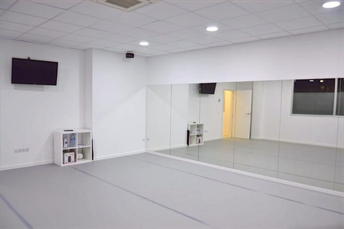 Aula de baile moderno/polivalente