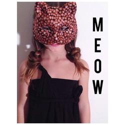 Instagram - S O F I 🐱 #masks #mediahora #modabambini #mediahorakids #fashionkid