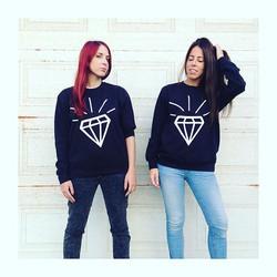 Instagram - @galakkina  tap models for mediahora moms!🙈💎 #diamonds #musthave #