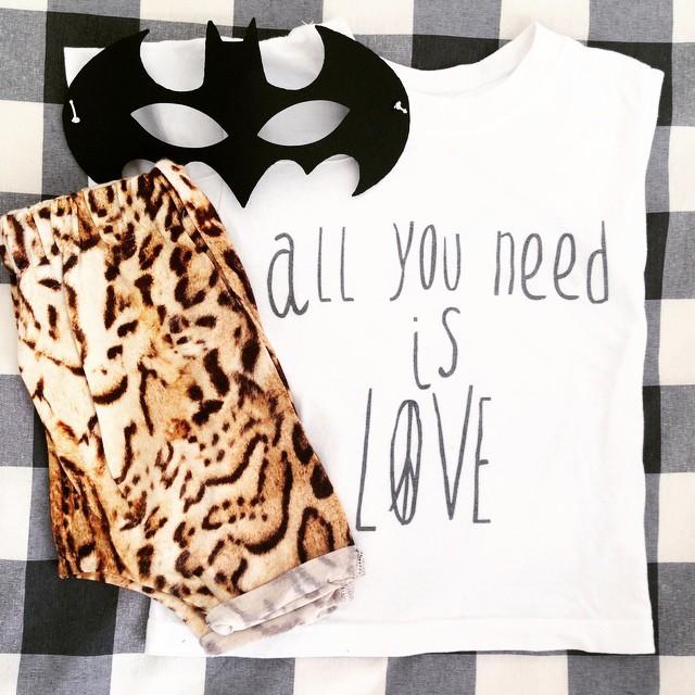 Instagram - ❤️🐯L O V E #mediahora #mediahorakids #instakids #ik_kids #fashionki