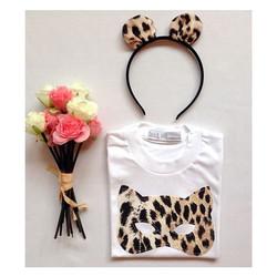 Instagram - 🌺🌸🍀 leopard&flowers mood🐯 #mediahora#masks#leopard#flowers#waiti