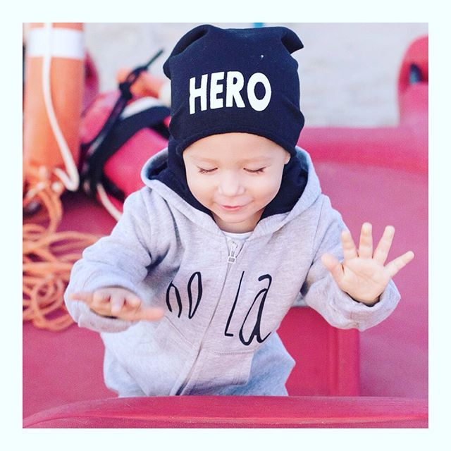 Instagram - My little HERO❤️🔝 Nuove cuffiette in progress...jpg