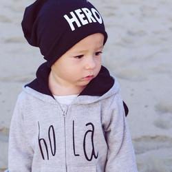 Instagram - HOLA My HERO 😜😍 #romeo #love #winter #womoms #workhard #hola #pico