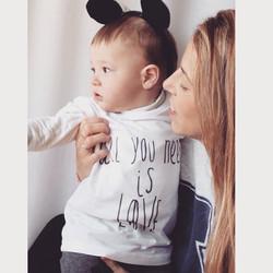 Instagram - ❤️ L O V E ❤️ #mybaby #love #allyouneedislove #amor #fashionkids #me