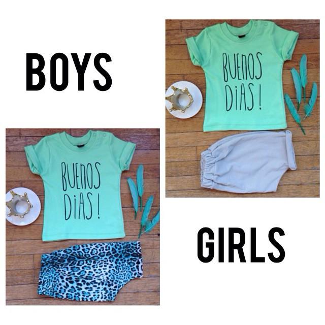 Instagram - BOYS&GIRLS  #buenosdias #tee #musthave #fashionkids #fashionmoms #wo