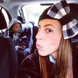 Instagram - HappySunday!❤️🐭🎀🌟 #mediahora #mom #romeo #love #picoftheday