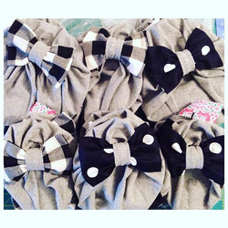 Instagram - Loving B&W In partenza per @kitashop_kids turbanti per tutte le eta'