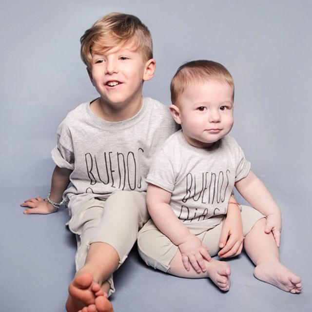 Instagram - Mis Buenos Dias son siempre con ustedes😍❤️ #love#brothers#mediahora