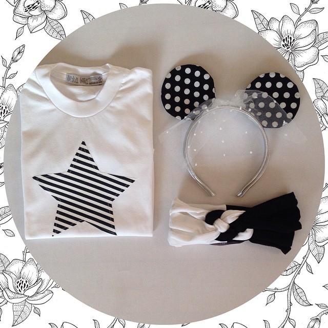 Instagram - BLACK&WHITE OBSESSION🔳⚫️⬛️⚪️ #mediahora #mediahorakids #modabambini