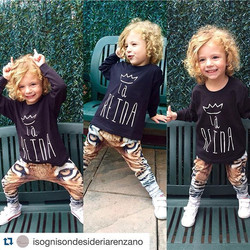 Instagram - LA REINA 👑 #shinebright #newcollection #lareina #instakids #instali
