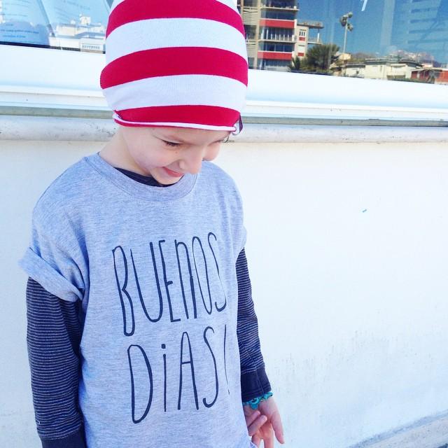Instagram - BUENOS DIAS! #mediahora #mediahorakids #instakids #boy #happyboy #lo