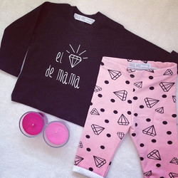 Instagram - Little diamonds💎💎 #mediahorababy #instamamme #littleandbrave #cute