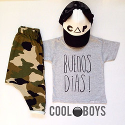 Instagram - C O O L ⚫️✌️ cap #beauloves Shirt&buggy #mediahorakids #mediahora  #