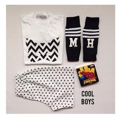 Instagram - CoolBoys wearBlack🔝⚫️⚫️⚫️⚫️ #moda #masks #mediahora #modabambini #m