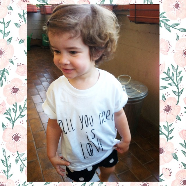Instagram - F R I D A 🔝 ALL YOU NEED IS L❤️VE🌟🌟🎀 #mediahorakids #mediahora #
