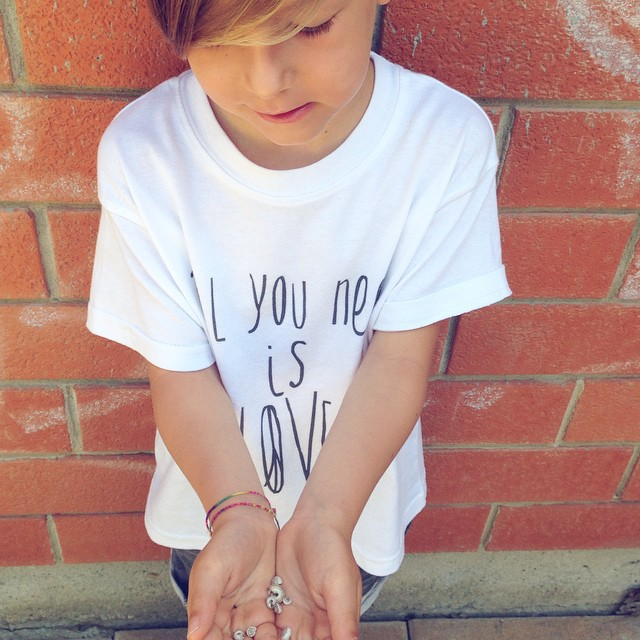 Instagram - ❤️L O V E #mylove #mati #top #allyouneedislove #amor #kids #fashionb