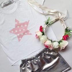 Instagram - 🌸flowerPower🌸🌺 #mediahora#mediahorakids#fashionkids#girls#pink#st
