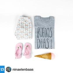 Instagram - #Repost @ninaelenbaas with  L O V E L Y 🎀🌟 T shirt: #mediahora  #m