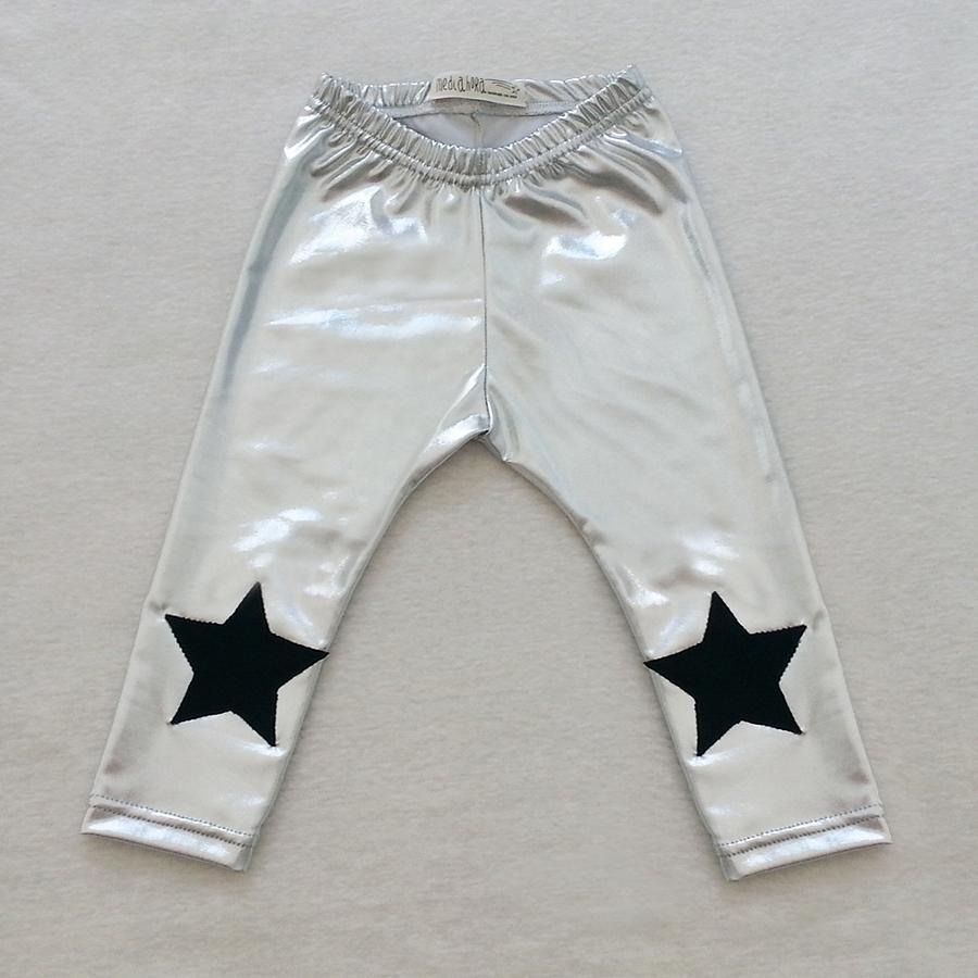 leggins silver stella
