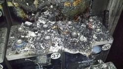Folgen eines Gebäudebrands