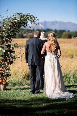 Colorado Ceremony Flowers