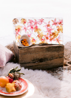 Floral Ice