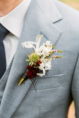 Boutonniere for August
