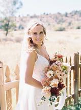 Colorado Fall Bridal Bouquet