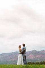 Natural Wedding Backdrop