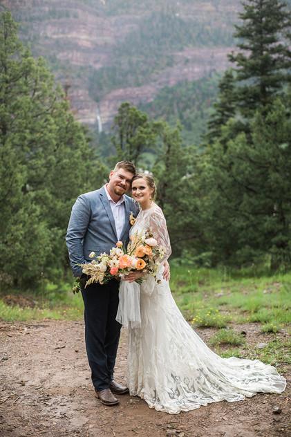 Ouray Colorado Wedding