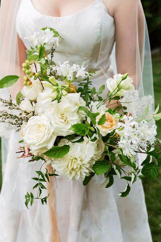 August Wedding Bouquet