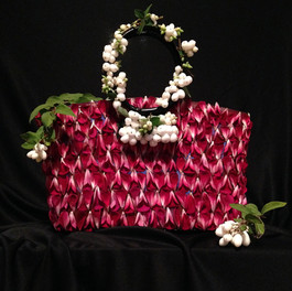 Floral Couture Purse
