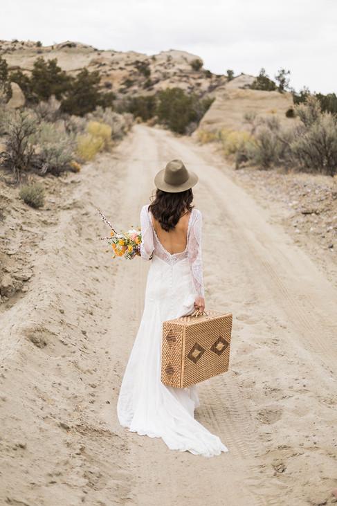 Wilderly Bride Wedding Gown