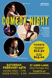 Comedy Night Fundraiser