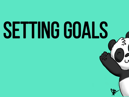 Stop Letting Yourself Get in the Way: Setting Goals for Change & Improvement.