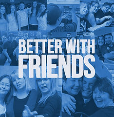 Better With Friends | St James Lanes