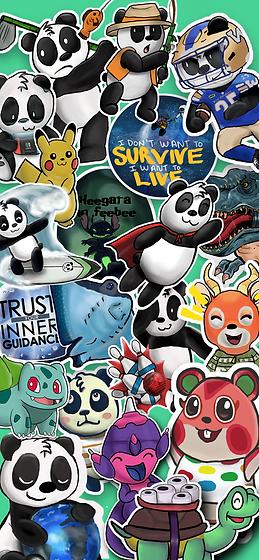 amanda devenney stickers