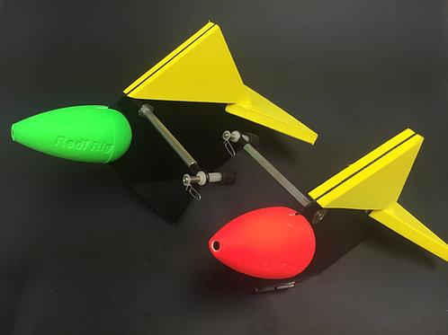 Large Stealth Planer Floats™