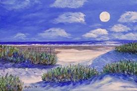 Lowcountry Moon