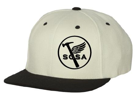 Sosa Logo Flexfit Snapback