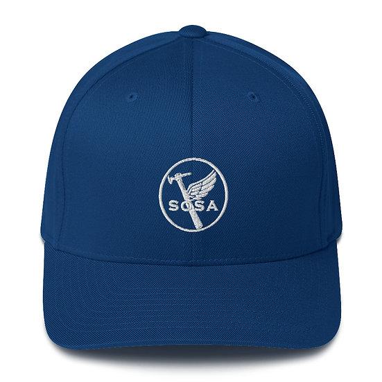 Sosa Logo Flex-fit Hat