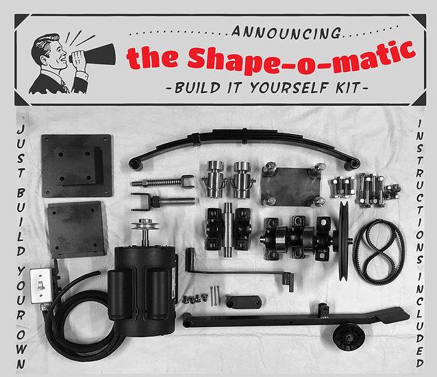 Shape-O-Matic build it yourself kit