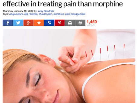 What is the most effective treatment for back pain, foot pain, neck pain, and any acute or chronic p