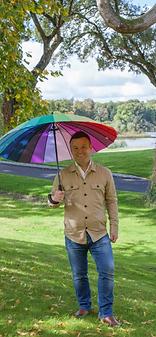 Daragh Doyle Gay Wedding Planner in Ireland
